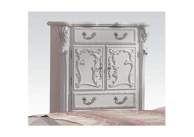 Dresden Antique White Chest,Acme