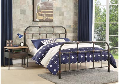 Image for Nicipolis Ash Twin Bed
