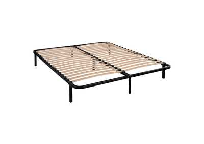 Image for Vineet Black Twin Bed Frame