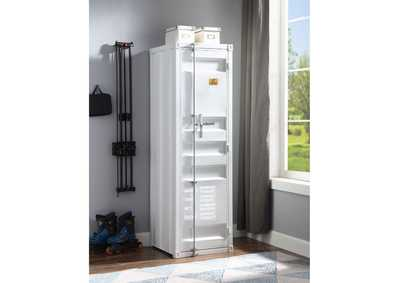 Image for Cargo White Wardrobe