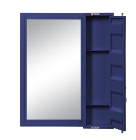 Image for Cargo Blue Vanity Mirror