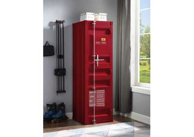 Image for Cargo Red Wardrobe