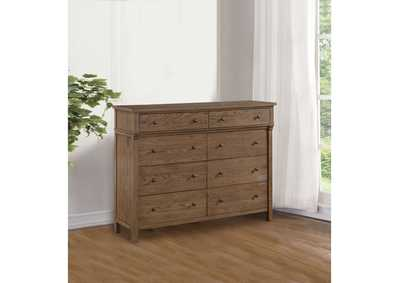 Inverness Reclaimed Oak Dresser,Acme