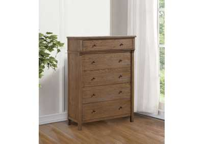 Inverness Reclaimed Oak Chest,Acme
