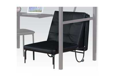 Image for Senon Silver & Black Chair