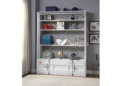 Image for Cargo White Bookshelf