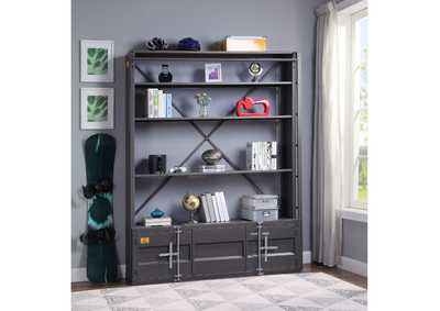 Image for Cargo Gunmetal Bookshelf