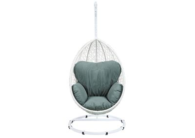 Simona Spicy Mix Hanging Chair,Acme