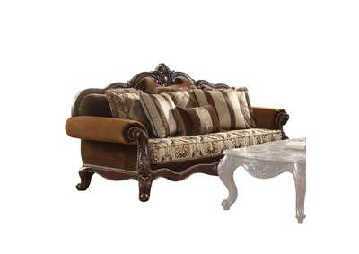 Image for Jardena Fabric & Cherry Oak Sofa
