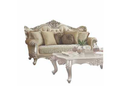 Image for Bently Fabric & Champagne Sofa