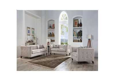 Image for Cyndi Nobel Loveseat W/2 Pillos