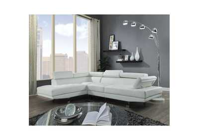 Image for Connor Cream Sectional Sofa