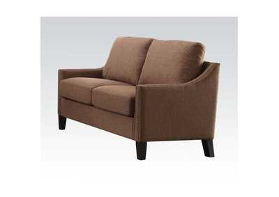 Image for Zapata Brown Loveseat