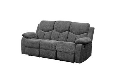 Image for Kalen Gray Reclining Sofa and Loveseat