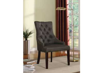 Image for Drogo Gray Walnut Side Chair (Set of 2)