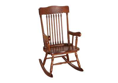 Image for Kloris Tobacco Youth Rocking Chair