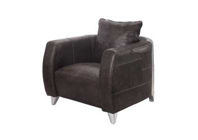 Image for Kalona Chocolate Accent Chair