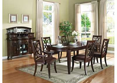 Image for Keenan Walnut Dining Table