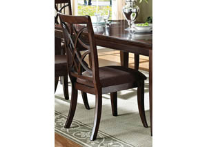 Image for Keenan Brown Side Chair (Set of 2)