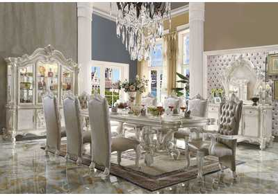 Image for Versailles Bone White China Cabinet