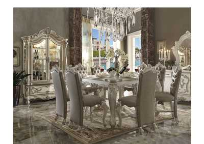 Image for Versailles Bone White Counter Table