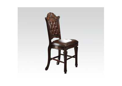Image for Vendome PU & Cherry Counter Height Chair