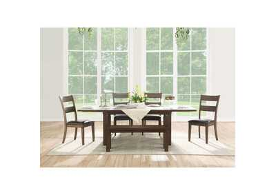 Nabirye Oak Dining Table