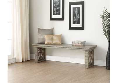 Image for Artesia Gray Bench