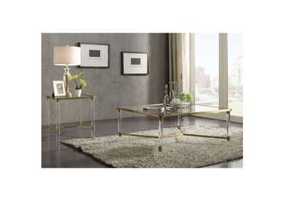 Image for Penstemon Tapa End Table