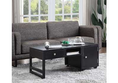 Machiko Black Coffee Table