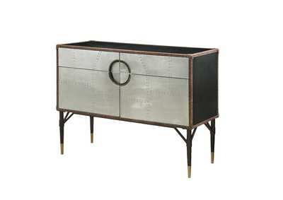 Image for Rosy Aluminum Console Table