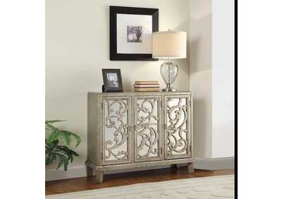 Image for Bailea Silver Gray Accent Table