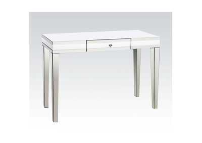 Nerissa Mirrored Accent Table