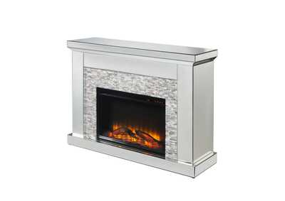 Image for Laksha Mirrored Fireplace