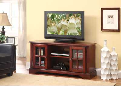 Image for Basma Cherry TV Stand