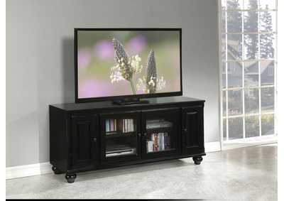 Image for Ferla Black TV Stand