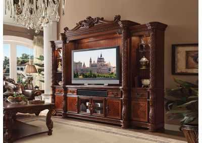 Image for Vendome II Cherry Entertainment Center