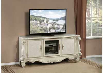 Image for Versailles Bone White TV Stand