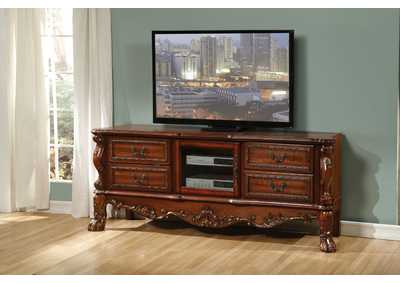 Image for Dresden Cherry Oak TV Stand