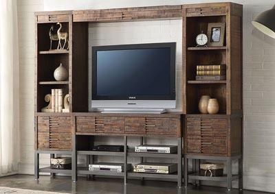 Andria Brown Entertainment Center