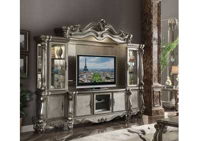 Versailles Antique Platinum Entertainment Center