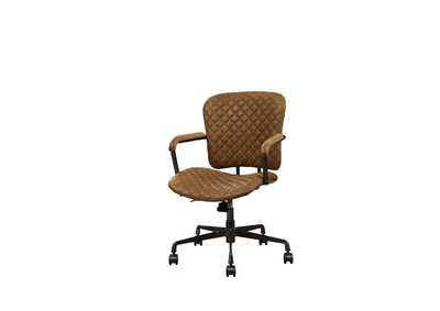 Image for Josi Coffee Top Grain Leather Executive Office Chair