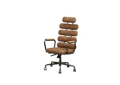 Image for Calan Retro Brown Office Chair