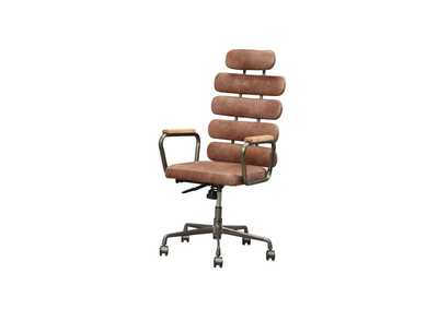 Image for Calan Vintage Whiskey Office Chair