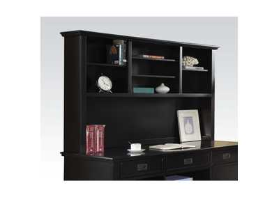 Image for Pandora Black Office Cabinet