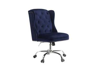 Image for Jamesia Midnight Blue Office Chair