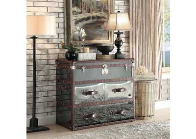 Image for Aberdeen Brown Console Table