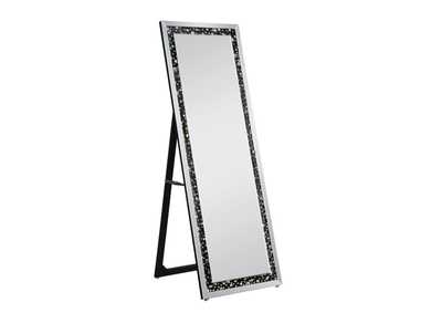 Noor Mirrored & Faux GemStones Accent Mirror