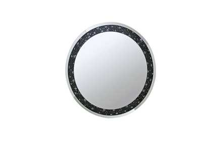 Noor Circle Accent Mirror