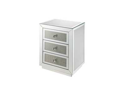 Image for Lavina Mirrored Accent Table